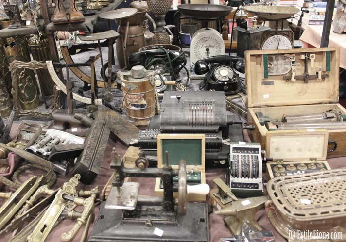 muchos objetos